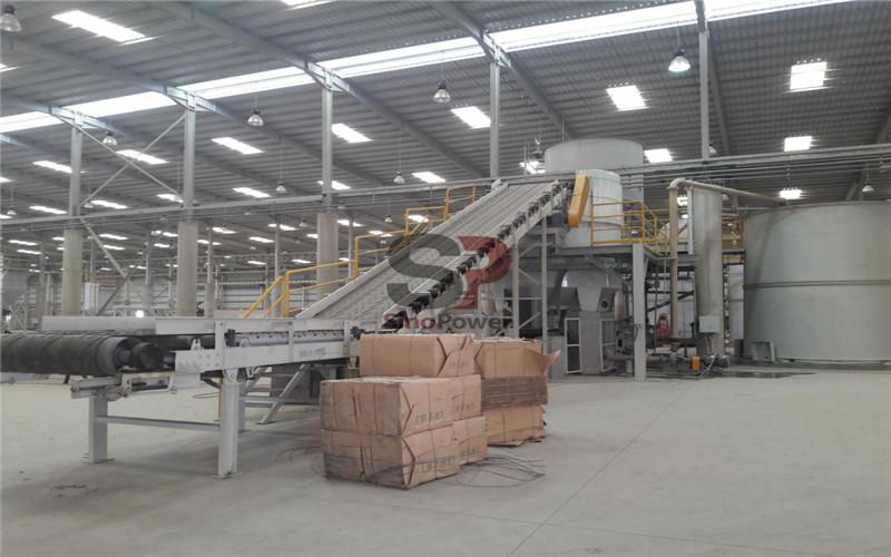 免蒸压无石棉纤维增强水泥板生产工艺探讨(二)