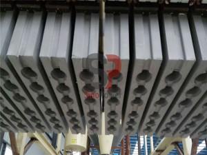 石膏砌块制造机