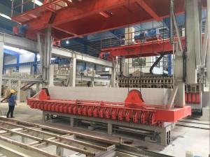 蒸压加气混凝土砌块生产线