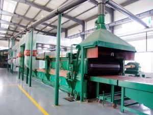 岩棉产品生产线