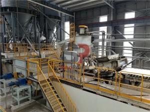 纤维水泥板/瓦/硅酸钙板生产线